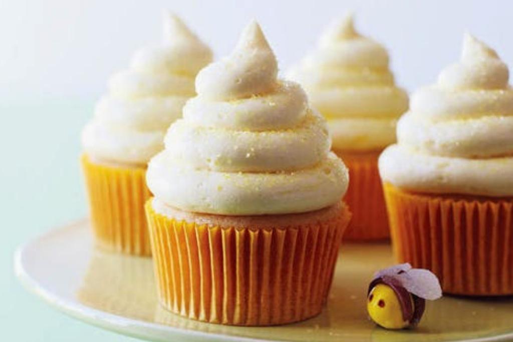 Cupcakes de Natillas de vainilla Dhul